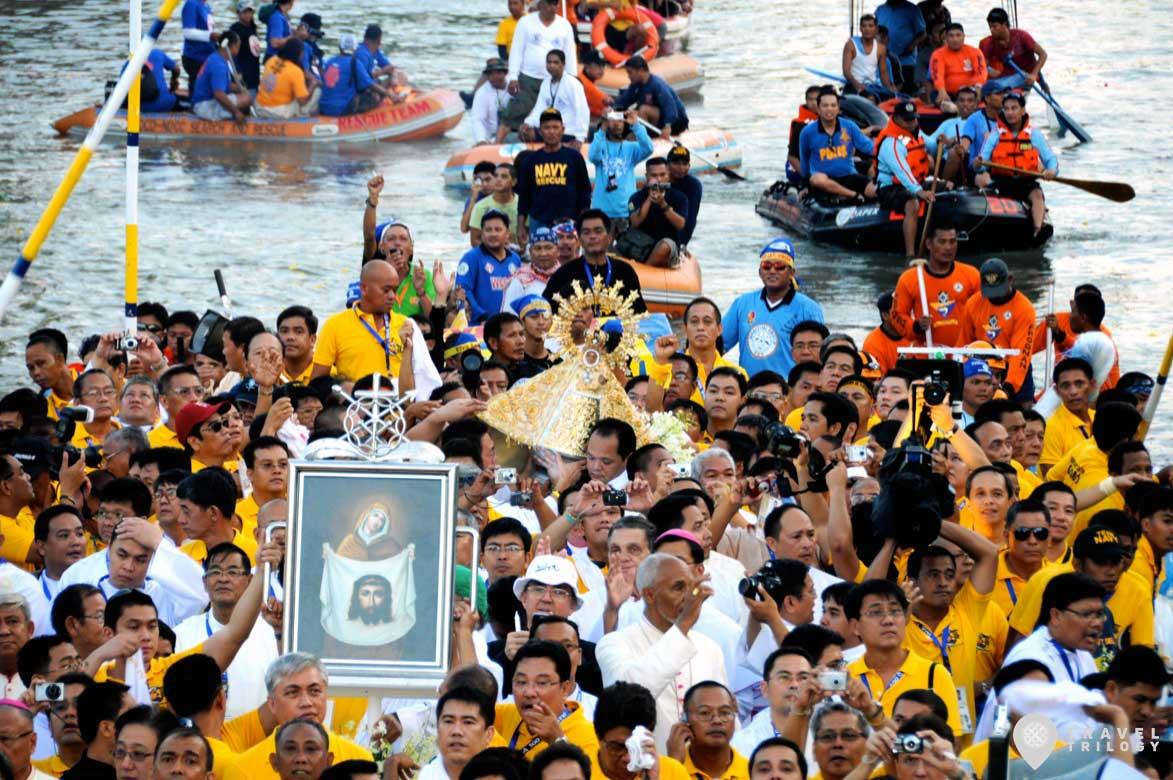 penafrancia festival naga