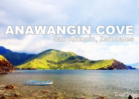 Anawangin Cove | Camping by the Beach