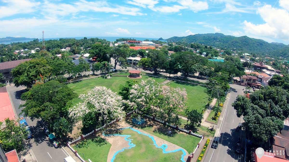 Dapitan city