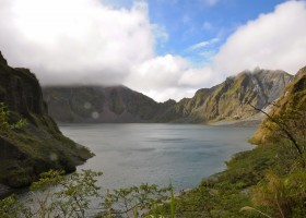 Mount Pinatubo : Beauty After Madness