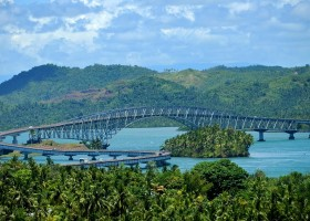 San Juanico Bridge : Graceful Crossings