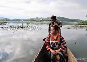 Lake Sebu | Paddling Thru Water Lilies