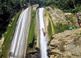 Waterfalling in Iligan | Dodiongan
