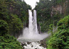 Maria Cristina Falls | Waterfalling Adventure in Iligan City