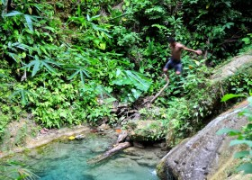 Waterfalling in Iligan | Dalipuga