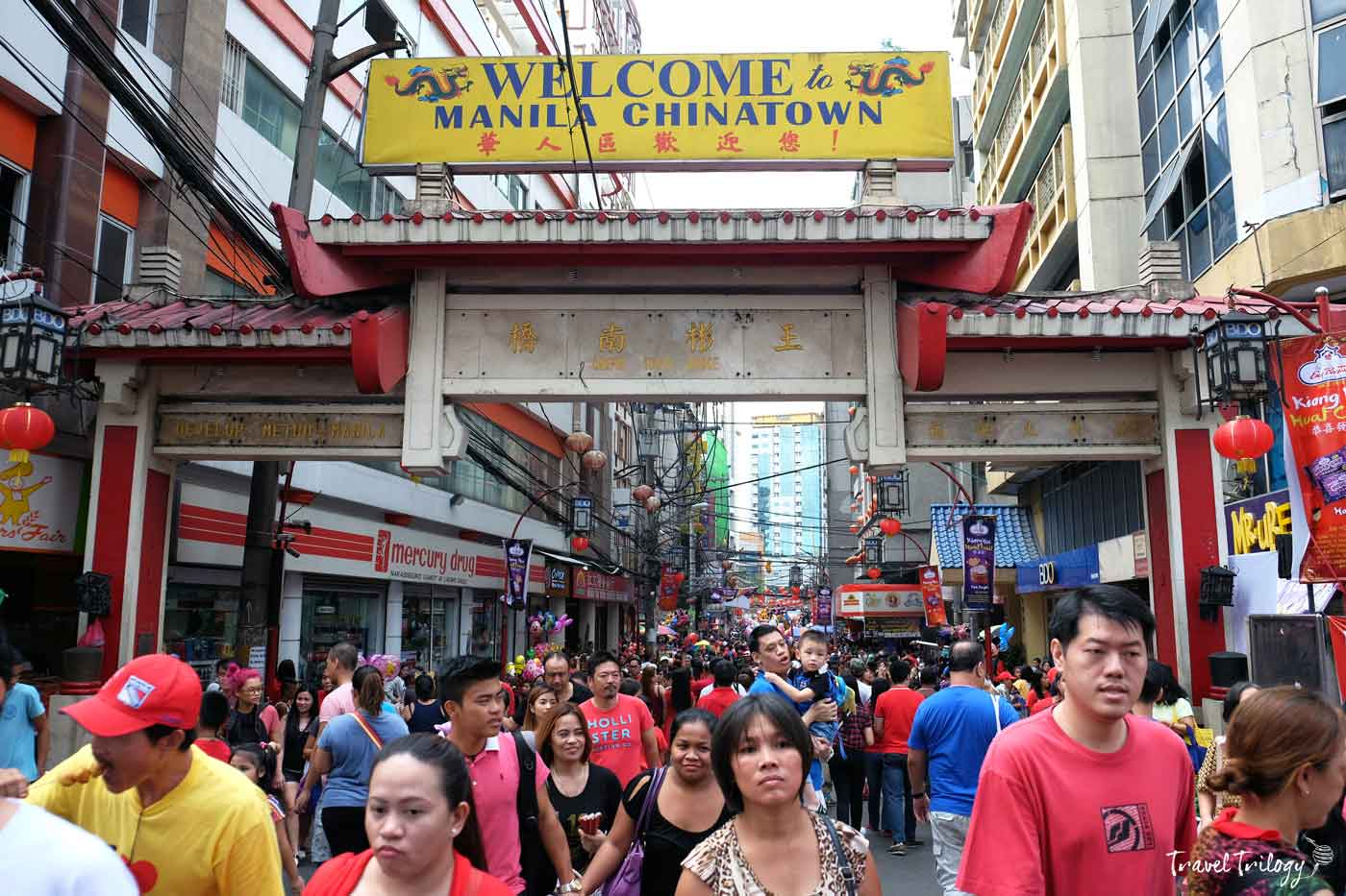 binondo Chinese new year