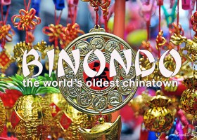 Binondo, Manila | The Dragon of Times