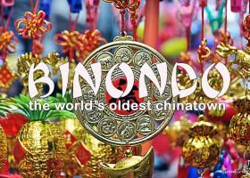 Binondo, Manila | The Dragon of Times
