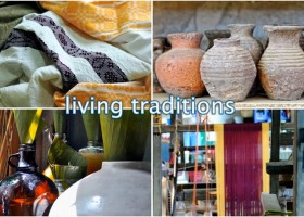 Living Traditions | Ilocos Weaving and Pottery