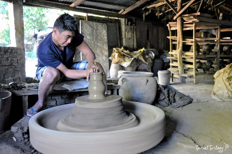 Traditional Ilocano Handicrafts | Weaving & Pottery - Travel
