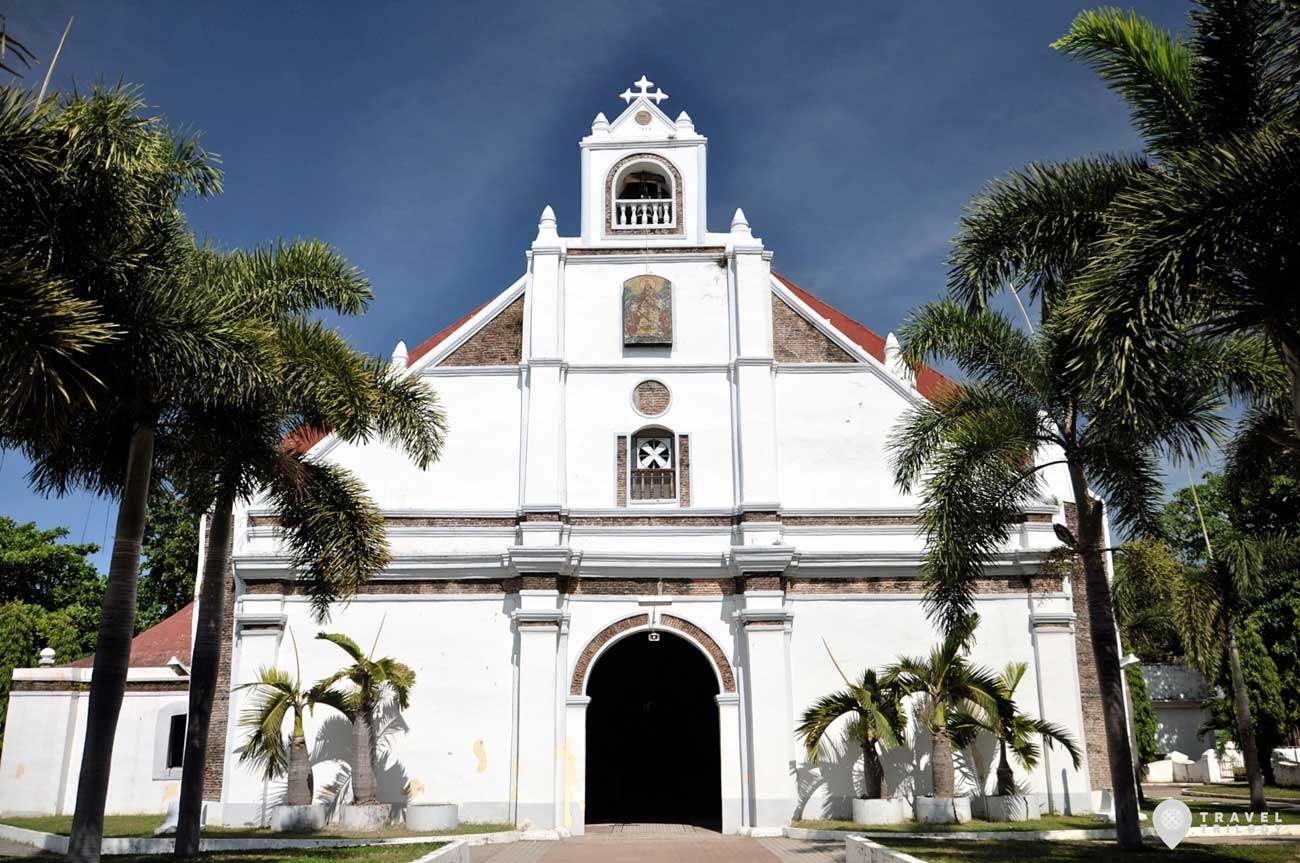 santa catalina church ilocos sur