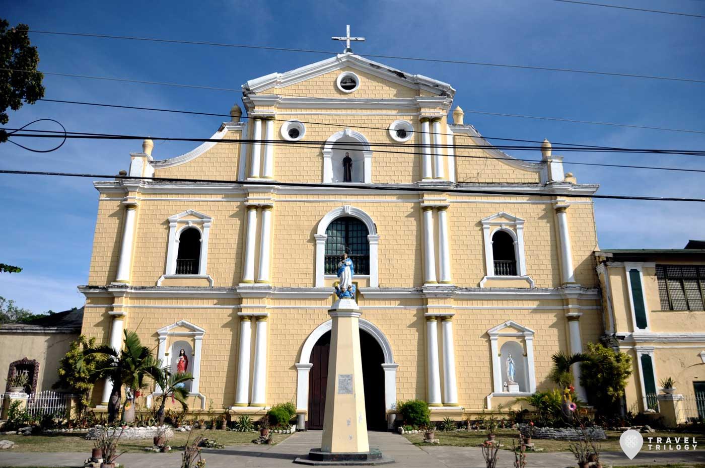 magsingal church ilocos sur