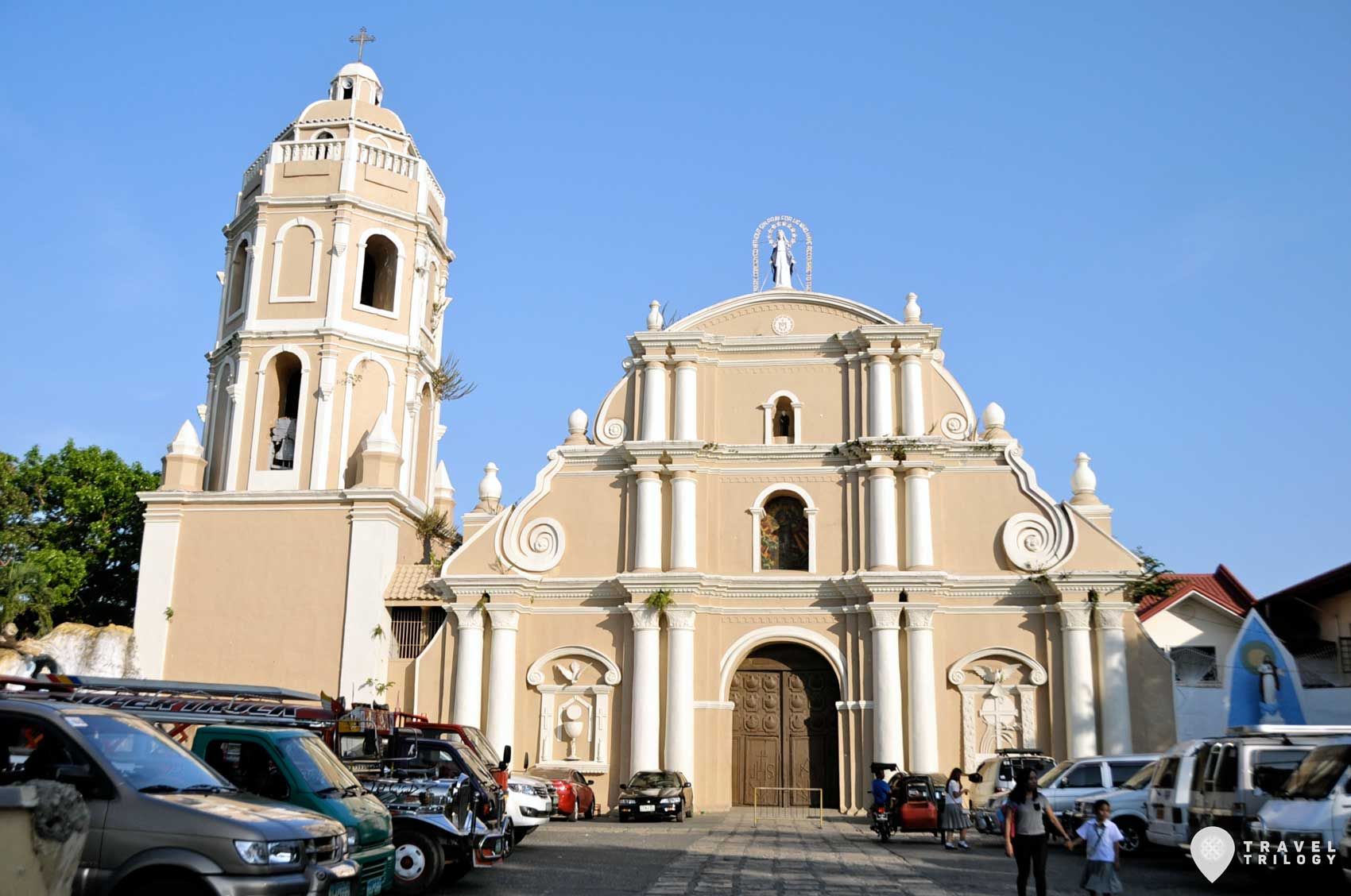 San Juan de sahagun church candon city