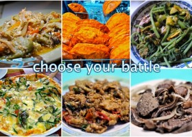 Ilocano Cuisine | The Crispy and Naughty