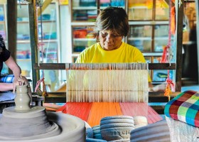 Traditional Ilocano Handicrafts | Weaving & Pottery