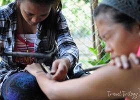 The Redeemers of Traditional Hand-Tapped Tattoo in the Philippines