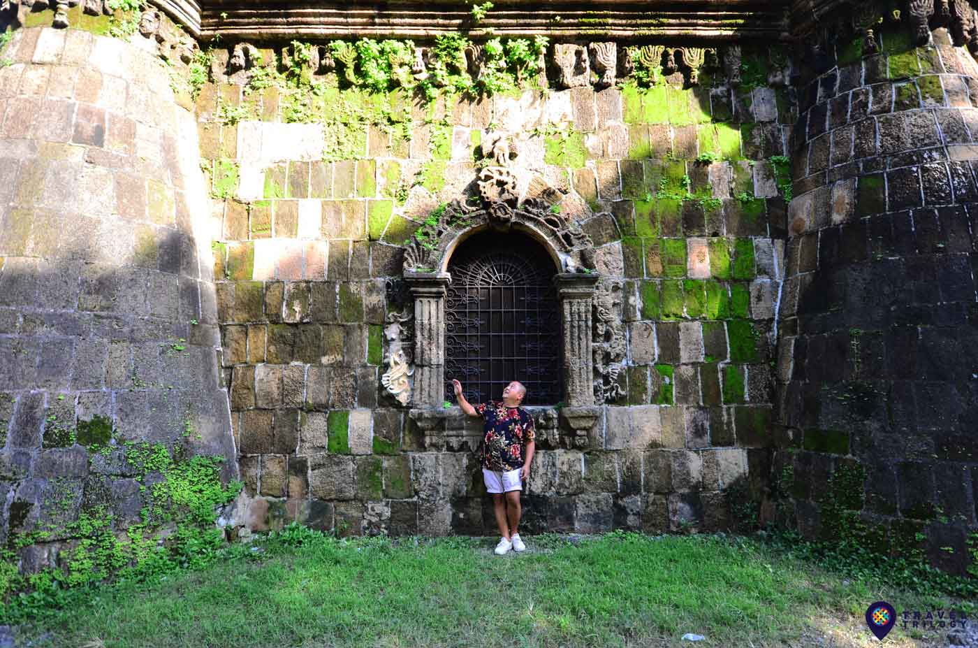 stone church philippines