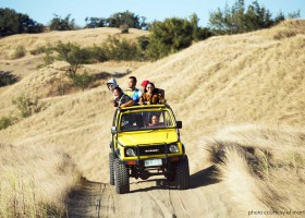 Ilocos Norte Sand Dunes | Fun Adventures in Desert Oasis