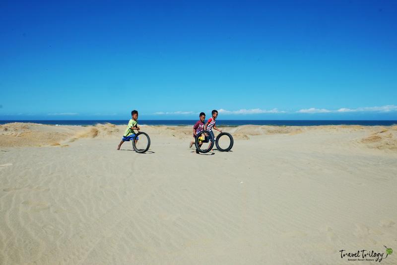 ilocos norte sand dunes