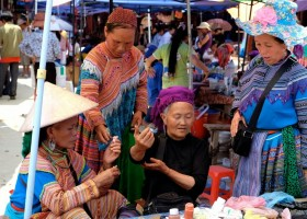 Bac Ha Ethnic Market | Vietnam in a Time Warp