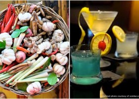 DIY Khmer Food and Cocktails | Fun Activities to Do in Siem Reap