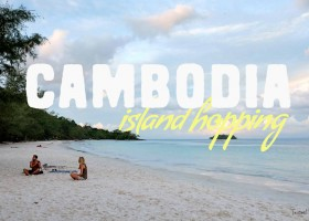Island Hopping in Cambodia
