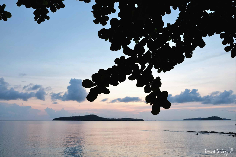 island hopping in cambodia