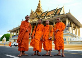 Phnom Penh and the New Cambodia