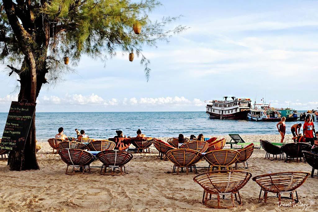 Sihanoukville, ideale per rilassarsi in Cambogia