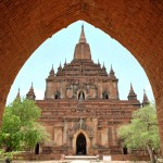 12th Century Sulamani Temple in Bagan, Myanmar