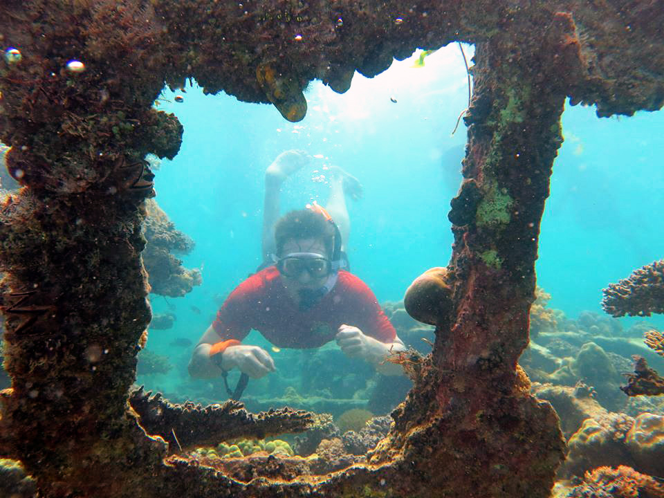 Palawan's underworld is a unique WWII shipwreck dive site. Photo credits: Niels Prinssen