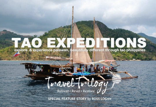 Tao Open Expedition | Redefining Escape