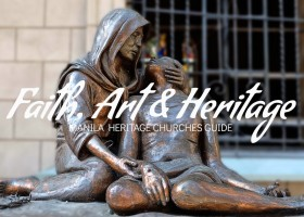 Heritage Churches in Manila | Art & Faith, Pretty & Holy
