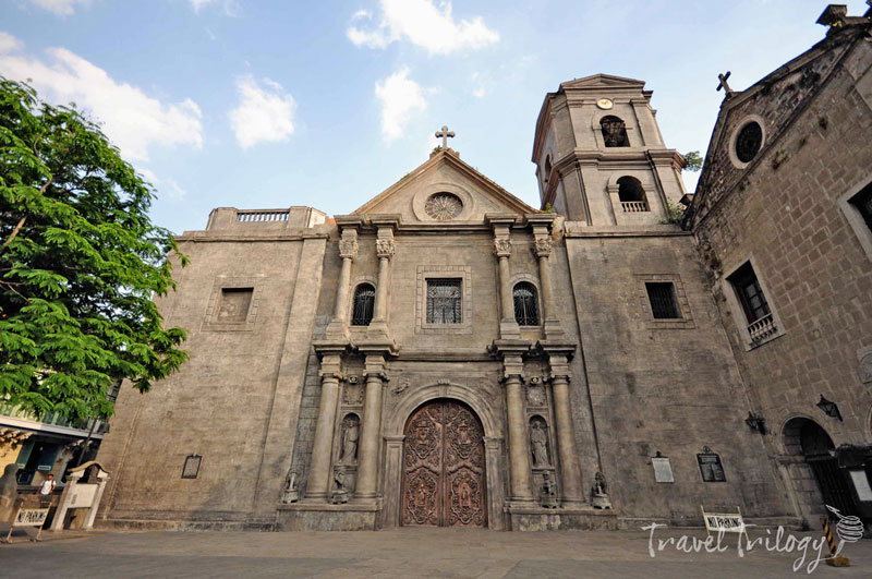 heritage churches in manila