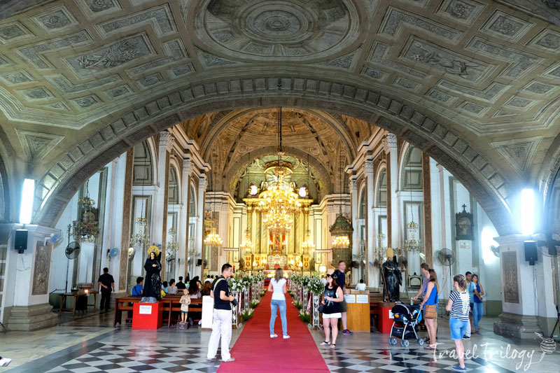 manila san agustin church