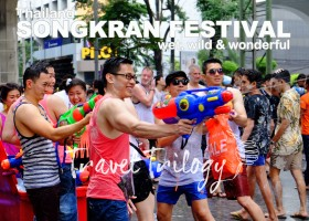 10 Things to Prepare for the Thai Songkran Festival