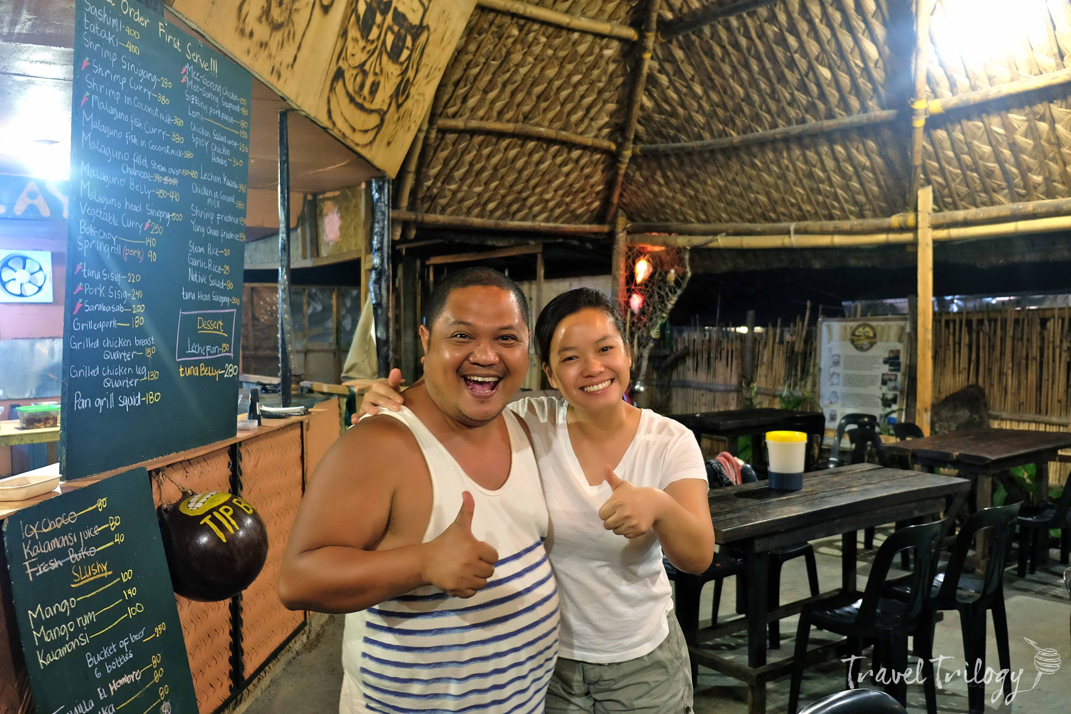 Travel Trilogy with the chef & owner of Sugba sa Balay.