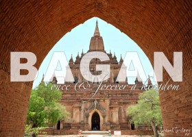 The Temple Fields of Bagan, Myanmar