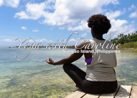 Yoga with Caroline | Siargao Island Wellness Retreat