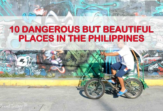 10 Dangerous but Beautiful Places in the Philippines