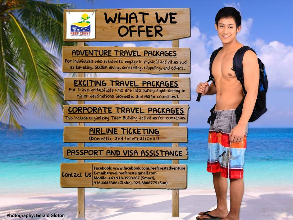 adventure travel services philippines