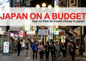 How to Travel Cheap in Japan | Budget Trip Guide
