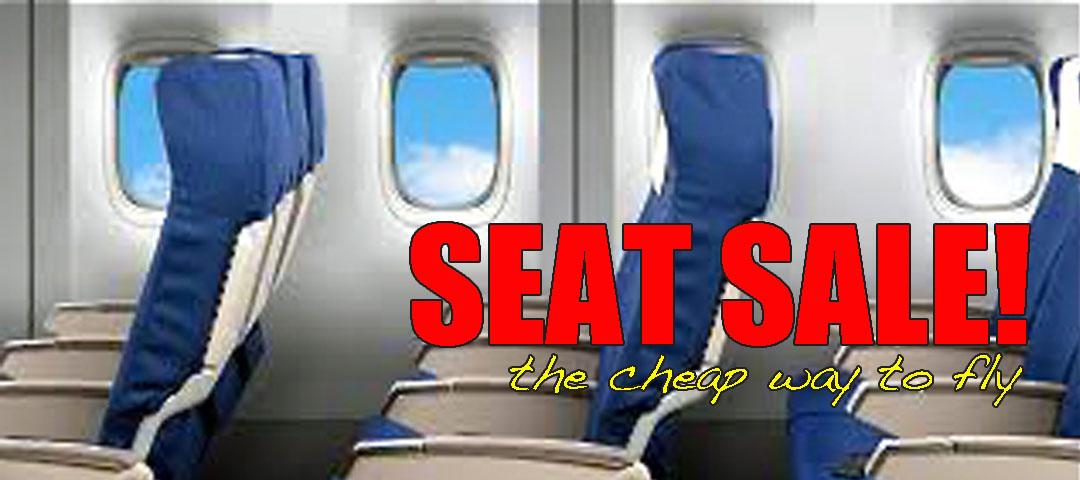 seat sale 3