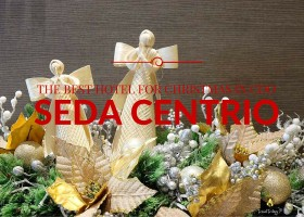 Best Hotel for Christmas in Cagayan de Oro | Seda Centrio