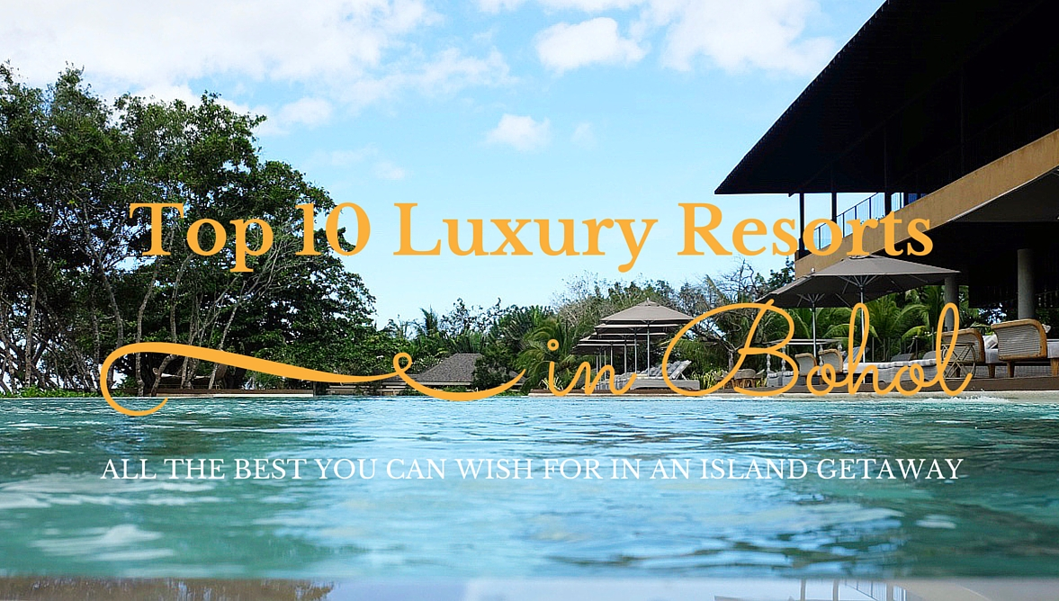 luxury resorts in bohol