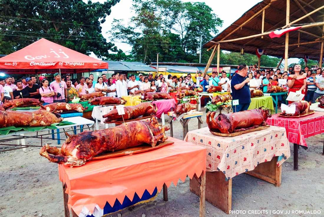 lechon festival camiguin