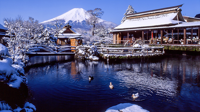 Photo courtesy of www.mountfujihotels.jp