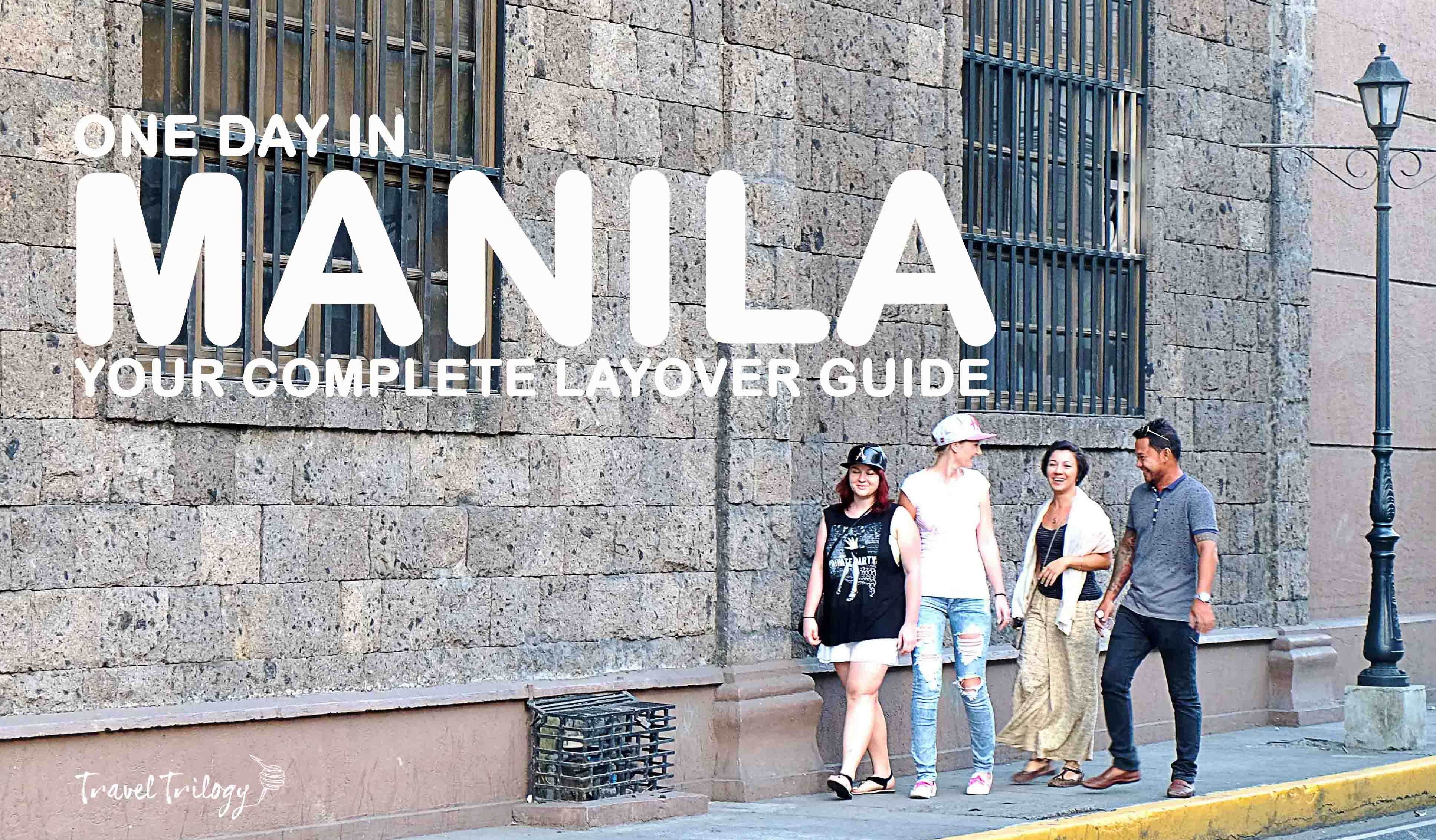 manila for a day