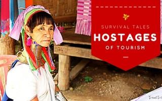 Long Neck Women | Captives of Tourism