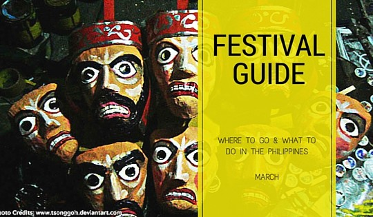 Festivals in the Philippines | March Guide